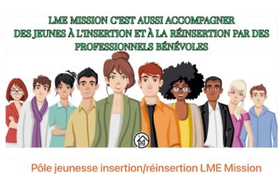 Présentation en vidéo de l'Espace Jeunesse LME Mission