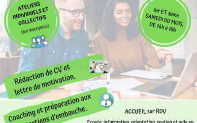 Ateliers Espace Jeunesse LME Mission insertion / réinsertion